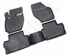 Guminiai kilimėliai 3D VOLVO XC60 2008-2017, 4 pcs. /L64006