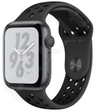 APPLE WATCH SER.4 NIKE+ 40MM GRAY, BAND BLACK