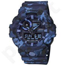 Vyriškas laikrodis Casio G-Shock GA-700CM-2AER