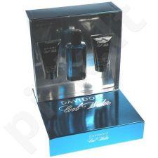 Davidoff (EDT 75  ml + 50 ml dušo želė + 50 ml balzamas po skutimosi) Cool Water, rinkinys vyrams