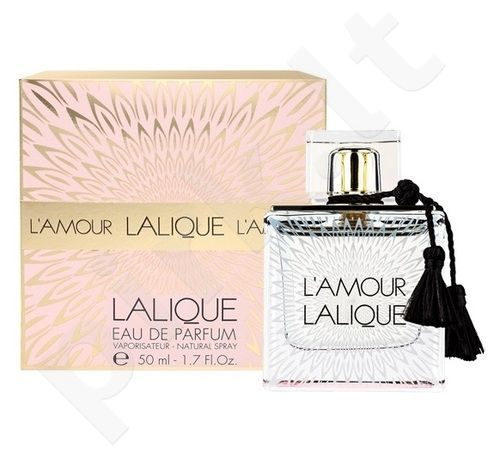 Lalique L`Amour, kvapusis vanduo (EDP) moterims, 100 ml