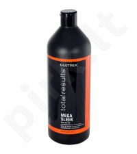 Matrix Total Results Mega Sleek Shea Butter kondicionierius, kosmetika moterims, 1000ml