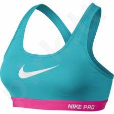 Sportinė liemenėlė  Nike Pro Classic Padded Swoosh W 815546-418