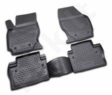 Guminiai kilimėliai 3D VOLVO XC70 2007->, 4 pcs. /L64007