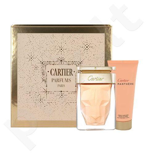 Cartier La Panthere Legere rinkinys moterims, (EDP 75ml + 100ml kūno kremas)