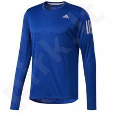 Marškinėliai bėgimui  Adidas Response Long Sleeve Tee M BP7491