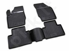 Guminiai kilimėliai 3D VOLVO XC90 2002-2015, 4 pcs. /L64008
