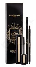 Guerlain Maxi Lash So Volume, rinkinys blakstienų tušas moterims, (Mascara 8,5 ml + The akių kontūrų pieštukas 1,2 g 01 Black Jack), (01 Noir)