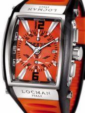 Laikrodis LOCMAN TREMILA OVERSIZE ORANGE 026000ORNBK5BKO