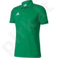 Marškinėliai futbolui polo Adidas Tiro 17 M BQ2686