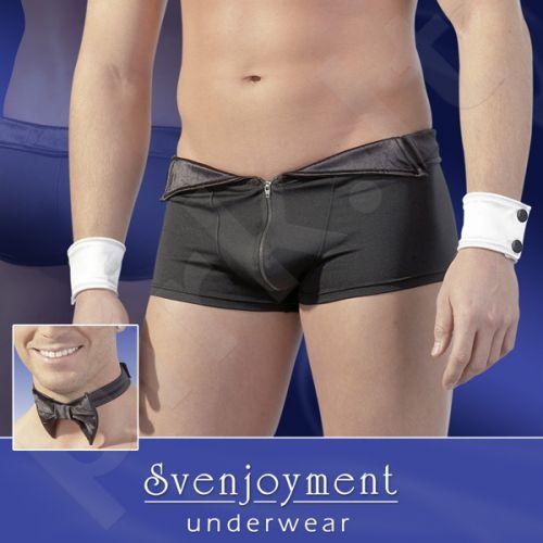 Erotiškas padavėjo rinkinys XL dydis