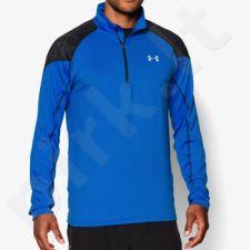 Marškinėliai bėgimui  Under Armour Coldgear Infrared Run 1/4 Zip M 1248616-405