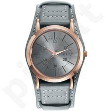 Esprit ES906582001 Grey Rose Gold moteriškas laikrodis