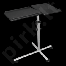 LOGILINK - 2-stage height adjustable projector trolley