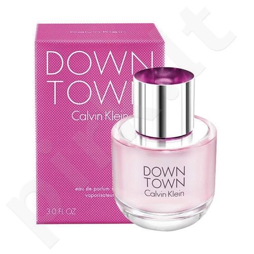 Calvin Klein Downtown, kvapusis vanduo (EDP) moterims, 90 ml