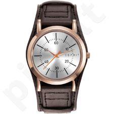 Esprit ES906582002 Brown Rose Gold moteriškas laikrodis