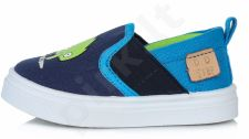D.D. step mėlyni batai 27-32 d. csb-113m