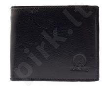 KRENIG Classic 12027 - piniginė odinė, vyrams juoda