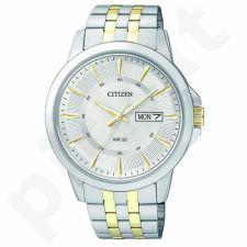 Universalus laikrodis Citizen BF2018-52AE