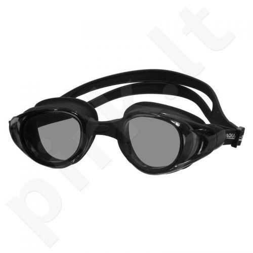 Plaukimo akiniai Aqua-Speed Moon juodas