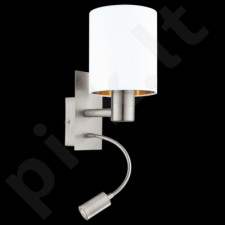 Sieninis šviestuvas EGLO 95051 | PASTERI