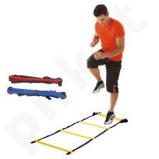 Vikrumo kopetėlės treniruotėms FLAT reg. 4m yellow