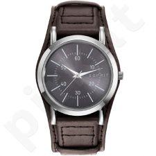 Esprit ES906582003 Brown Silver moteriškas laikrodis