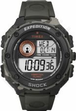 Laikrodis TIMEX EXPEDITION SHOCK kvarcinis  T49981