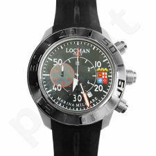 Laikrodis LOCMAN LOCMAN MARINA MILITARE AMMIRAGLIO  039100BK0008GOK
