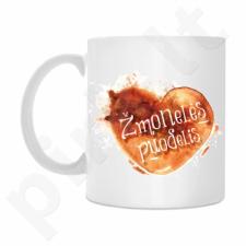 Žmonelės puodelis
