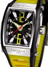 Laikrodis LOCMAN TREMILA YELLOW 026100BKNYL5BKY