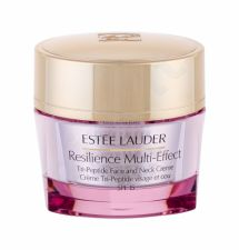 Estée Lauder Resilience Multi-Effect, Tri-Peptide Face and Neck, dieninis kremas moterims, 50ml