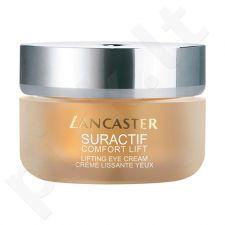 Lancaster Suractif Comfort Lift akių krems, kosmetika moterims, 15ml