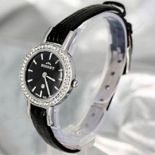 Moteriškas laikrodis BISSET Laura BS25C51Q LS BK BK
