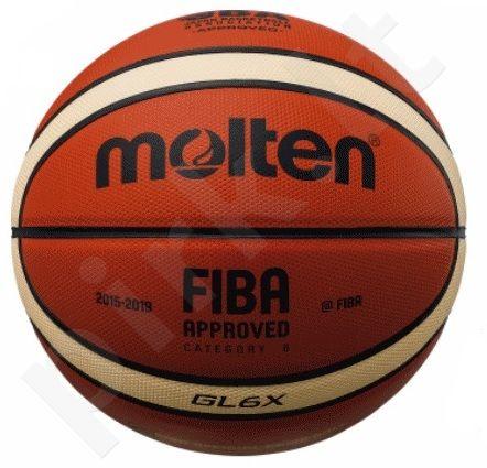 Krepšinio kamuolys competition BGL6X FIBA nat. oda