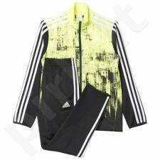 Sportinis kostiumas  Adidas Tracksuit All Over Print Tiro Junior AX6345