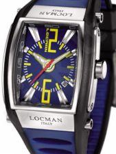 Laikrodis LOCMAN TREMILA BLUE 026100BLNYL5BKB