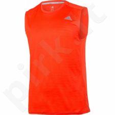 Marškinėliai bėgimui  Adidas Response Sleeveless Tee M BP7410