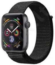 APPLE WATCH SER.4 40MM GREY, LOOP BLACK