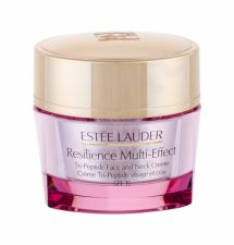 Estée Lauder Resilience Multi-Effect, Tri-Peptide Face and Neck, dieninis kremas moterims, 50ml