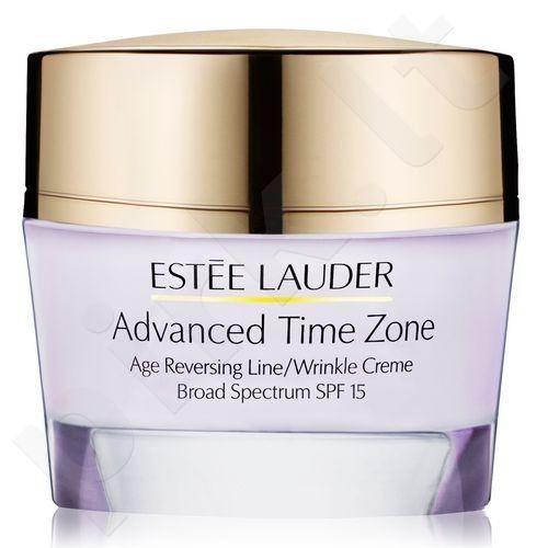 Esteé Lauder Advanced Time Zone Creme SPF15, 50ml, kosmetika moterims (normaliai, linkusiai problemuotis odai)