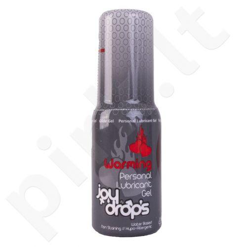 Šildantis lubrikantas-kremas Joy Drops (50ml)