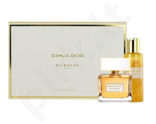 Givenchy Dahlia Divin rinkinys moterims, (EDP 50ml + 100ml kūno želė)