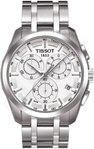 Laikrodis TISSOT COUTURIER  T0356171103100