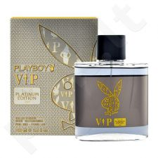 Playboy VIP Platinum Edition, EDT vyrams, 100ml