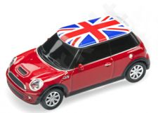 Atmintukas USB 2.0 8GB  Mini-Cooper