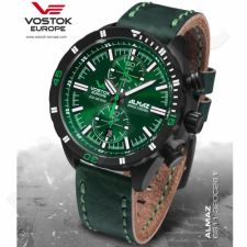 Vyriškas laikrodis Vostok Europe Almaz 6S11-320C261