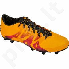 Futbolo bateliai Adidas  X 15.3 FG/AG M S74632