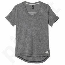 Marškinėliai Adidas Boyfriend Tee W AY0183