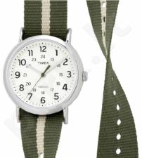 Laikrodis TIMEX WEEKENDER STRIPE TW2P72100